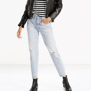 NWT Wedgie fit Selvedge Levi's Jean